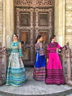 nouveaux modèles de robes kabyles modernisées