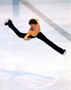 Robert Cousins from Great Britain performs his program during the men's figure skating competition 21 February 1980 in Lake Placid at the Winter Olympic Games. Getty Images File PhotoWinter Olympics figure skating fashions | NJ.com