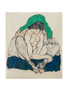 Egon Schiele Affiches - AllPosters.ca