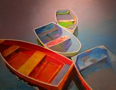 A portfolio of beautiful artwork by painter and sculptor Brian Cameron with samples of landscapes, seascapes, still lifes and figures. Boat Painting, Ship Art, Beautiful Artwork, Landscape Art, Original Paintings, Oil Paintings, Watercolor Paintings, Amazing Art, Ships