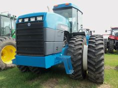 360hp New Holland 9682