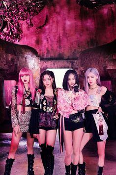 Kpop Girl Groups, Korean Girl Groups, Kpop Girls, Dior Beauty, Vogue Korea, Kim Jennie, Mode Pop, Blackpink Poster, Blackpink Members