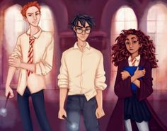 Harry Potter by tasiams