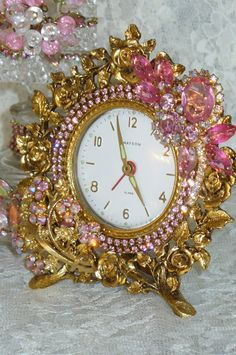 A Beautiful Vintage Alarm Clock