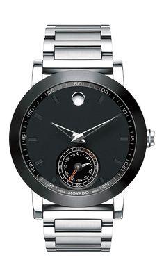 Movado Bold Swiss 560 Smartwatch