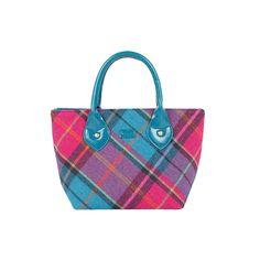 Ness Aail Bag In Crush Tweed