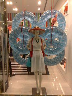 displayhunter: Kate Spade: Tropical destination