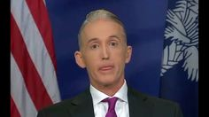 Trey Gowdy on FBI Finding 650,000 Clinton Emails