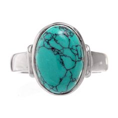 Oval turquoise ring.  http://www.essentialjewellers.com/sterling-silver-and-oval-cast-turquoise-ring