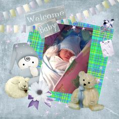 Plaid Pattern with GIMP  for digital scrapbooking and designing