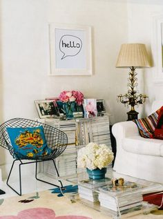 Bungalow 1a: The Look for Less: How to Decorate a Bohemian Chic Home