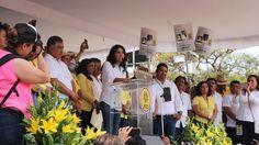 Marcha PRD para exigir justicia en Guerrero