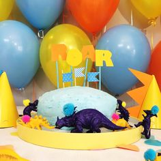 Host a Dinosaur Birthday Party in 16 Easy Steps