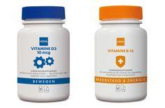 Studio Kluif Hema Vitamins