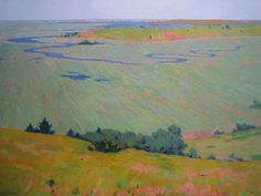 Arthur Wesley Dow was born in Ipswich on April 6, 1857. After studying art in Worcester and Boston, he enrolled at the Academie Julian in Paris. From1891 to1906 he and his wife Minnie Pearson ran t...