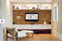 Painel Tv Sala Pequena