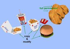 McDonalds Party