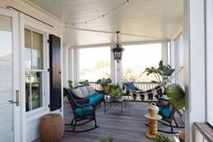 Bright and airy west coast style luxury on Sullivan's Island