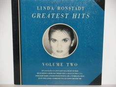 SPRING SALE Linda Ronstadt Greatest Hits by notesfromtheattic, $9.00