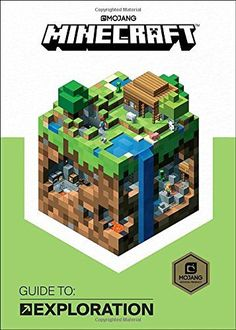 Buy Minecraft Guide to Exploration by Mojang AB at Mighty Ape NZ. The mysterious world of Minecraft is just waiting to be explored. But danger lurks around every corner and survival can prove difficult for even the b. Minecraft Mods, Mojang Minecraft, Minecraft Survival, Minecraft Houses, Minecraft Ideas, Minecraft Skins, Minecraft Kingdom, Minecraft Banners, Minecraft Medieval