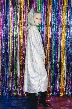 Holographic Heaven Kimono