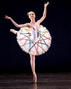 "Harlequinade Ballet Costumes | Whitney Jensen performed during ""Night of Stars.''(Jonathan ..."