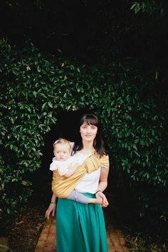 jodi and poet LOVE #babywearing