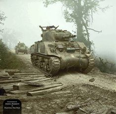 "bmashina: ""  Sherman in the area of Monte Cassino, Italy, may 1944. """