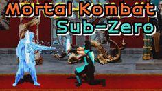 [Mugen] 서브제로 플레이 모탈 컴뱃 25주년 기념판 / Mortal Kombat 25Th Anniversary Edition...