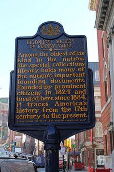 Historical Society of Pennsylvania by Tom Ipri, via Flickr