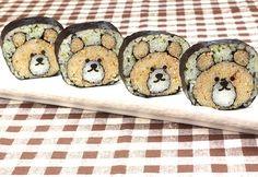 飾り巻き寿司 夏 - Google 検索