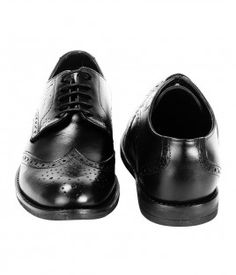 MARCOS DERBY LACE UP BLACK (2)