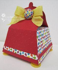 Petite Square Box!