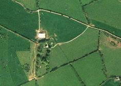 Shesheraghmore House, Arial Photo