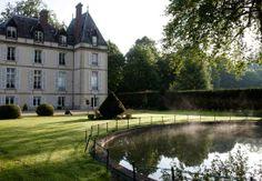Réceptions originales parc du Chateau d'Aveny