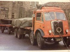 Vintage Trucks, Old Trucks, Old Lorries, Commercial Vehicle, Classic Trucks, Transportation, Monster Trucks, British, History