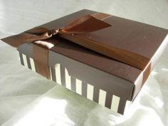 caja para hombre