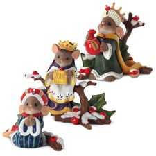 Three Kings by Charming Tails®  NEW!