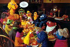 Sesame Street Thanksgiving