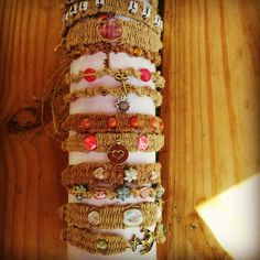 Hemp madness all for sale #hempjewelry #hemp #sunshine #saltlife #summertime #beachday #beachlife #surf