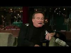 Robin Williams on The Late Show 9/4/08- Part 2