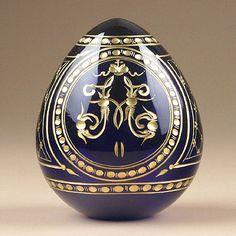 ❤ - Faberge Crystal Egg