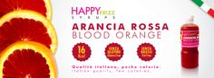 HAPPY FRIZZ SYRUPS BLOOD ORANGE Find lots of funny recipes by HAPPY FRIZZ on http://www.shophappyfrizz.com/en/ricette/