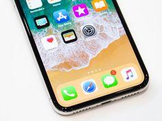 Iphone X nu mai are buton de home!