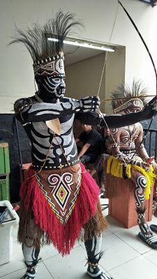 Gambar Baju Adat Papua