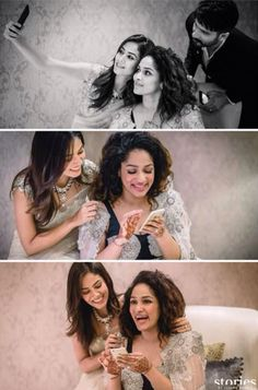 These UNSEEN pics of Shahid-Mira from Masaba-Madhu wedding are simply awwdorable!