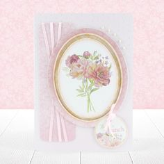 Hunkydory's Pearl Bouquet Card Collection features Luxurious Pearlescent Foil for truly stunning cards! Pearl Bouquet, Hunkydory Crafts, Flower Cards, Cardmaking, Card Stock, Card Ideas, Paper Crafts, Pearls, Creative