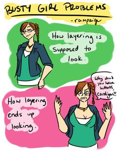 ugh... yes... i think tis applies to all clothes. you like certain styles and then you put them on yourself and you feel like you're too big to pull it off.... and i mean its not just a busty problem.