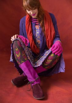 The finest wool and most beautiful silk – GUDRUN SJÖDÉN – Webshop, mail order and boutiques | Colorful clothes and home textiles in natural materials.