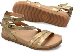 Womens Peera in Antique Gold (More colors available)